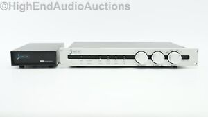 Spectral DMC-12 Stereo Preamplifier w/Phono Stage and External Power Supply