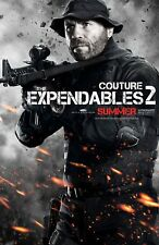 The Expendables Poster Length: 500 mm Height: 800 mm SKU: 15605