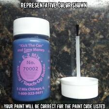 TOUCH UP PAINT FOR FORD COLOR CODE LD, MEDIUM WEDGEWOOD, 1 OZ SIZE FREE SHIPPING