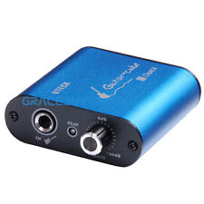 New Uteck Guitar Cube ASIO USB audio Interface(DI) Guitar Rig JAMVOX AmpITube