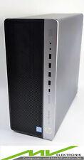 HP Elitedesk 800 G3 Intel i5 Quadcore | 256 GB M.2 SSD | 8GB o.16 GB RAM | Win10