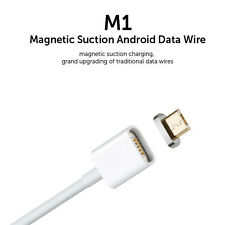 2.1A Micro USB Charging Cable Magnetic Adapter Charger For HTC LG Android Phones