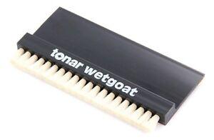 Tonar Wetgoat Record Cleaning Brush. Goat Hair for Wet Vinyl LP Clean. DECO