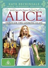 Alice - Through The Looking Glass (DVD, 2005)