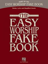 More of the Easy Worship Fake Book Sheet Music Over 100 Songs Key C 000240362