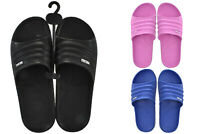 Children & Adult Size Sliders Slip on Eva Foam Beach Sandal Flip Flops Slides 41