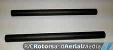 15MM OD X 13MM ID X 1000MM Carbon Fiber Tube Tail Boom Multi Rotor 3K Matte