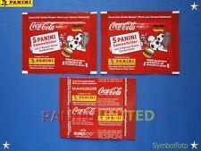Panini★EURO 2012 EM 12★2x Coca-Cola Tüte/packet/pochette/bustine - Manuel NEUER