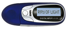 Naxa NM105BL Blue MP3 Player With 4Gb Built In Flash Memory LCD Display