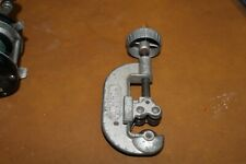 """VINTAGE GENERAL TUBING CUTTER NO.120 UP TO 1"""" O.D MADE IN USA FREE SHIPPING"""