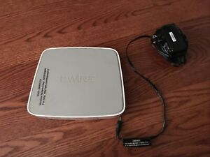 AT&T 2Wire 2701HG-B Wireless Gateway Modem Router WiFi With Charger