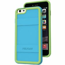 Pelican Cell Phone Case for Apple iPhone 6/6s Plus Teal  Lime Green