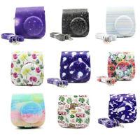 Stylish Mini 8/9 Film Instant Camera Bag Cover Case Shell For Fujifilm Instax
