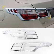 Chrome Rear Tail Lamp Molding Cover K573 4P for RENAULT 2010-2017 Safrane SM5