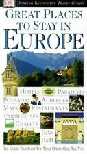 Eyewitness Travel Guide to Great Places to Stay in Europe