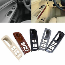 Front Left Door Window Switch Panel Cover Handle Trim for VW Passat B5 1996-2005