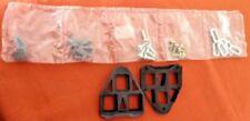 N.o.s. cleats shoes shimano sh 24 + screws/toe clips
