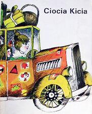 Ciocia KICIA Mieczysława Szygowska piękne ilustracje Elżbieta Murawska