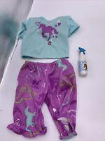 "Doll Clothes American Marketing PJ  Fits 18""  Bx 52"