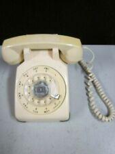 Rotary Dial Desk Telephone
