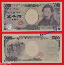 JAPON JAPAN 5000 yen 2004 Pick 105b  SC / UNC
