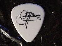 KISS Logo & Gene Simmons Signature 2000 Concert Tour GUITAR PICK
