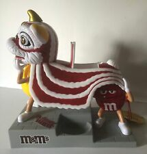 M&M's World Chinese New Year Lion Dance Candy Dispenser New with Tags