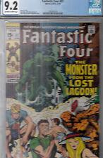 FANTASTIC FOUR #97 (Apr 1970) CGC 9.2 (NM-)  OWWP  *Stan Lee * Jack Kirby *