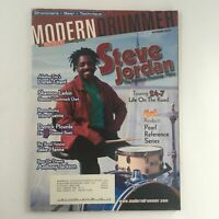 Modern Drummer Magazine October 2005 Steve Jordan & Derek Grant & Tito Puente