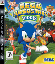 Sonic: Sega Superstar Tennis ~ PS3 (in Great Condition)