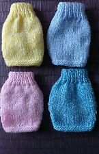 Marble effect extra small (teacup) chihuahua,kitten,puppy hand knitted jumper