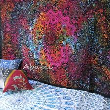 Indische Tapisserie Hippie Mandala Wandbehang böhmischen Tröster Wohnheim Dekor