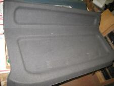 2002-2003 Mazda Protege5 Dark Gray Cargo Cover in  excellent condition