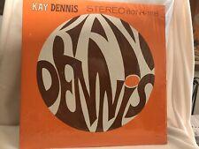 "Rare Record 801-H-1118 ""Kay Dennis� Jazz,Rock,Pop 1969"