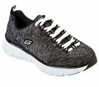 Skechers Synergy 3.0 Spellbound Shoe Womens Memory Foam Training Sneakers 13262
