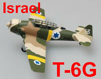 Easy Model 1/72 Israel Defence Air Force T-6G Plastic Fighter Model #36317