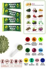 Mighty Maca Plus - 4 Day Trial Pack Delicious, All-Natural, Organic Maca...
