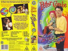 PETER COMBE LITTLE GROOVER VHS PAL~ A RARE FIND