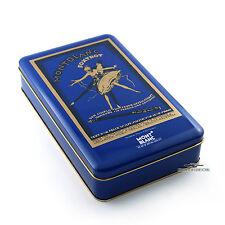 Montblanc Fox Trot Collectible Tin Pen Box- Extremely Rare!!