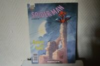 LIVRE ALBUM  TOP BD ESPRIT DE LA TERRE SPIDER-MAN  SEMIC MARVEL COMIC 1990/1991