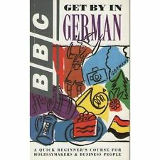 Get by in German Audio Cassette Pack NEW