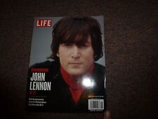 LIFE Remembering JOHN LENNON at 75 Magazine