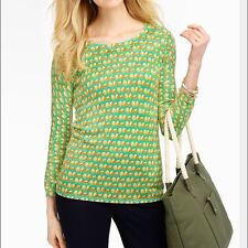 TALBOTS NWT $99 2XP  Thin Knit Sweater Button down Rear Rows of Pears 18WP 20WP