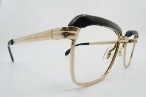 Vintage 50s gold filled Metzler eyeglasses frames size 1/10 12K Germany ****