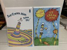 1st Print Image Comics Cover A 1 Copy HOT! Ice Cream Man #3