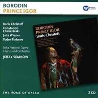 Jerzy Semkow - Borodin : Prince Igor Neuf CD