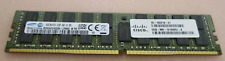 Cisco 15-102216-01 16GB DDR4-2133MHz PC4-17000 Memory Ram UCS-MR-1X162RU-A