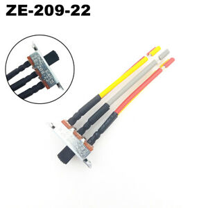 Reverse Direction Switch 6 Pin Canal Ceiling Fan ZE-209-22 3A 250V AC 6A 125V AC