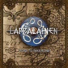 LAPPALAINEN-Road To Greenland-Méga Rare mini EP CD 6 titres autoproduit!!!