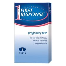 First Response Pregnancy Test Dip & Read 3 Test